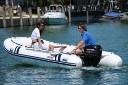 Suzumar 420 AL Schlauchboot komplett mit Suzuki DF 8 AS