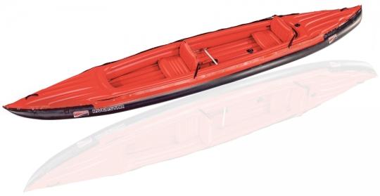 Grabner Riverstar - Schlauchboot - Paddelboot