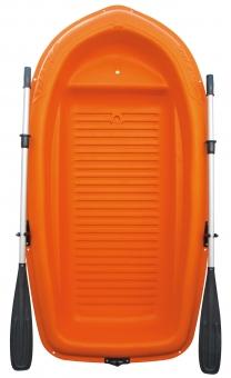 Bic Sportyak 213 orange/weiß Angelboot Ruderboot Beiboot