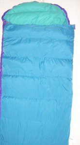Tiebet - Mumienschlafsack