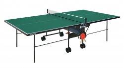Sponeta s 1-12e - Tischtennistisch, wetterfest, grün