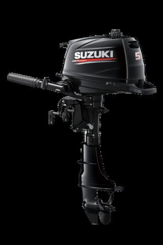 Suzuki DF5AS Aussenbordmotor