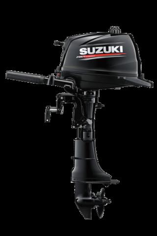 Suzuki DF6AL 2017 Aussenborder