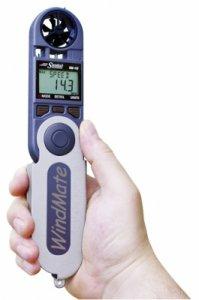 Windmeßgerät Speedtech WindMate 100 - Windmesser