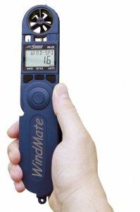 Windmessgerät Speedtech - WindMate 300 - Windmesser