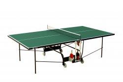 Sponeta s 1-72e - Tischtennistisch, wetterfest, grün