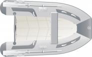 Zodiac Cadet 250 Compact Strongan - Rimtec-Polyesterrumpf, Beiboot